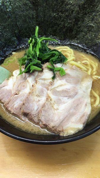 「醤油チャーシュー麺」@らーめん家 せんだい 曙町店の写真