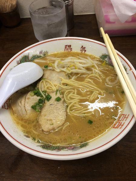 「中華そば  600円」@陽気 大手町店の写真
