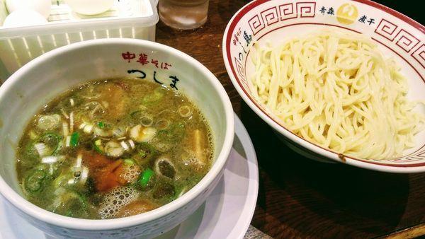 「つけ麺」@中華そば つし馬の写真