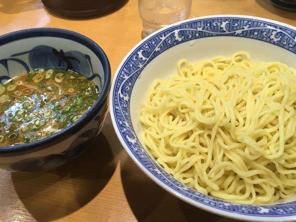 「つけ麺」@中華そば 青葉 川崎アゼリア店の写真