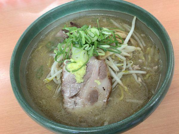 「味噌らーめん」@麺屋 彩未の写真