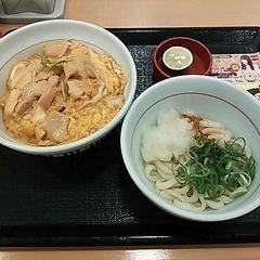 なか卯 本郷三丁目店の写真