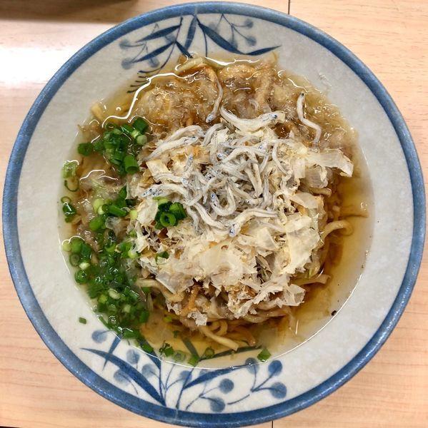 「スープかめそば (800円)」@かめそば じゅんの写真