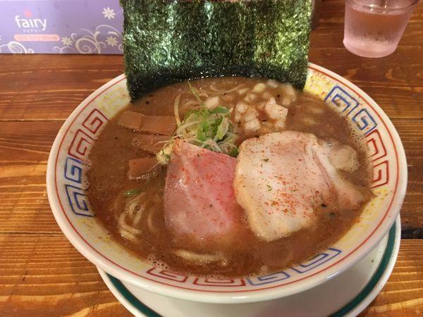 「ブラウンシュガー900」@麺屋ソミーズの写真