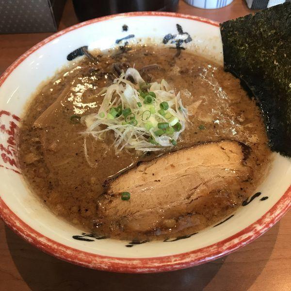 「チャッチャブラック(¥810)」@函館麺や 一文字 函館本店の写真