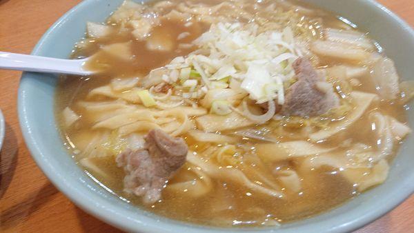 「家常麺」@中華園の写真