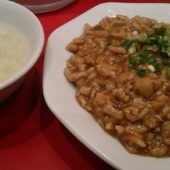 肉あんかけチャーハン 炒王 新宿西口店の写真