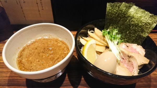 「特製つけそば ¥1080」@麺匠 真しまの写真