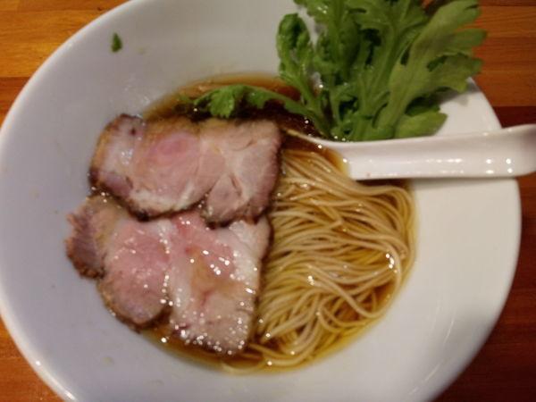 「醬油ラーメン」@極汁美麺 umamiの写真