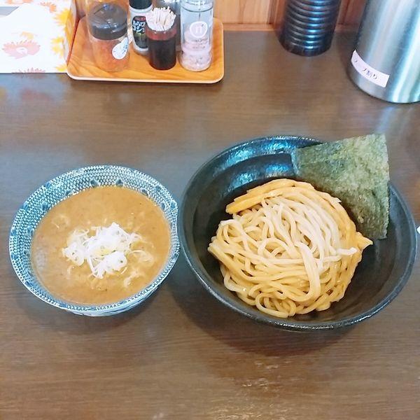 「つけ麺 並」@つけ麺 弥七の写真