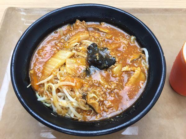 「赤門拉麺(大盛り)(516円)」@東京大学 中央食堂の写真