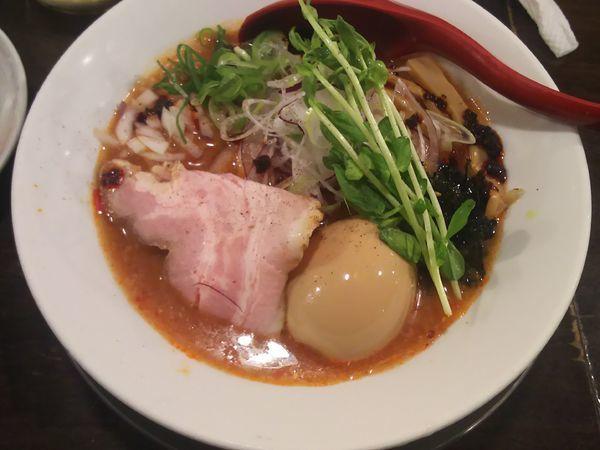 「冷やし麻辣麺(仮)」@立ち呑み居酒屋 金町製麺の写真