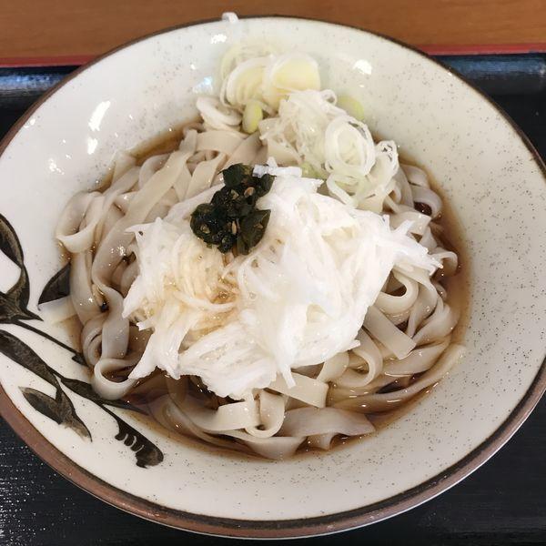 「長いも(¥490)」@そばよし 神谷町店の写真