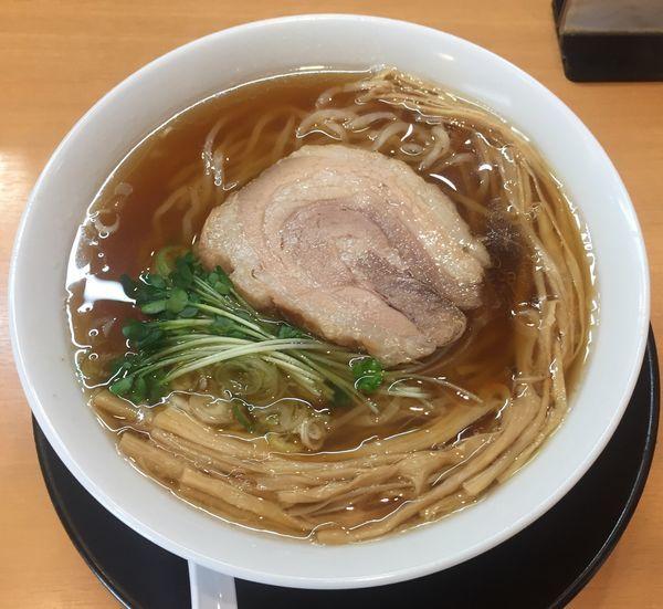 「醤油ラーメン700円」@麺処 絢の写真