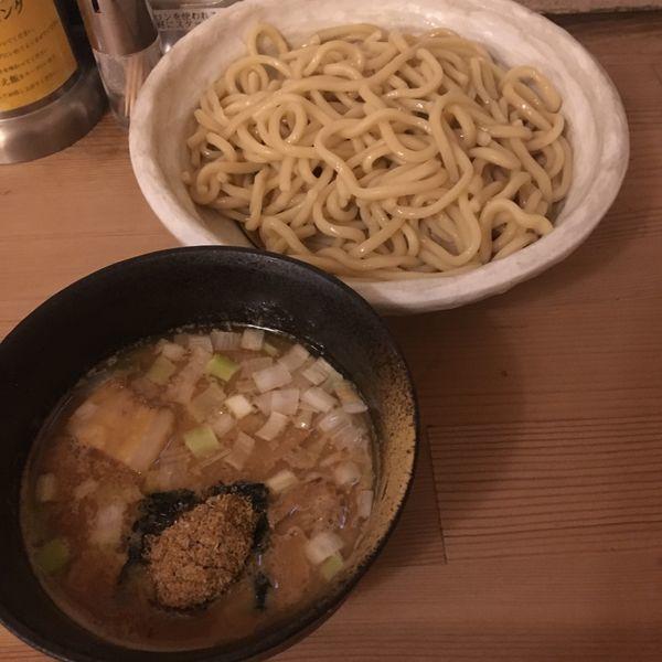 「つけ麺 並盛り」@えびすらーめんの写真