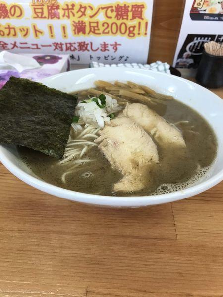 「煮干拉麺」@麺屋十郎兵衛 盛岡南店の写真