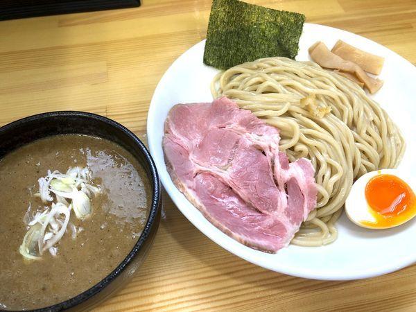 「つけ麺しょうゆ(850円)」@麺匠 京の写真