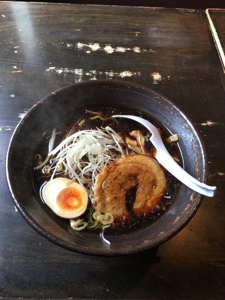 「醤油ラーメン」@麺部屋 綱取物語 白石店の写真