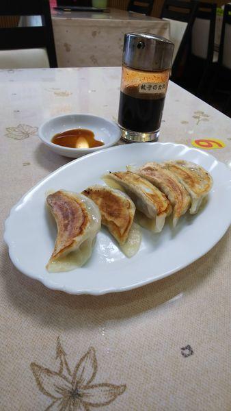 「焼き餃子」@大武飯店の写真