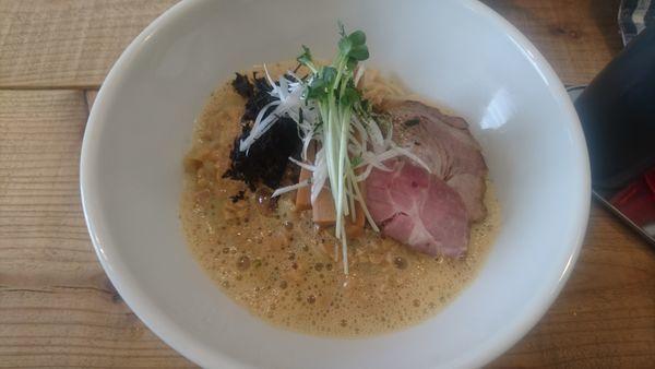 「Nattou油そば」@The Noodles & Saloon Kiriyaの写真