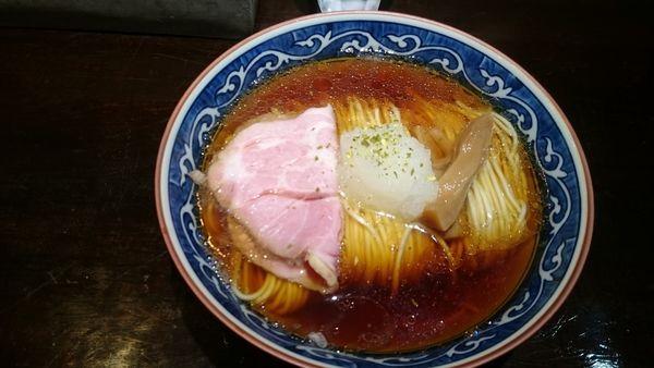 「中華そば+チャーシュー丼」@麺屋 坂本01の写真