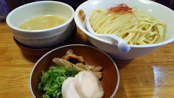 「つけ麺 大盛」@麺匠ようすけ 鶏煮亭の写真