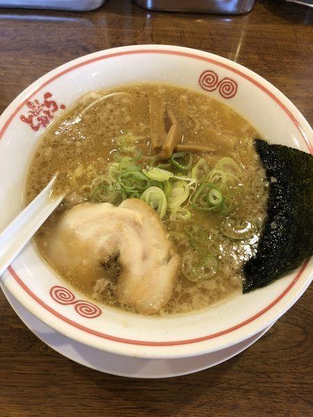 「醤油ラーメン」@東京とんこつ とんとら 深谷店の写真