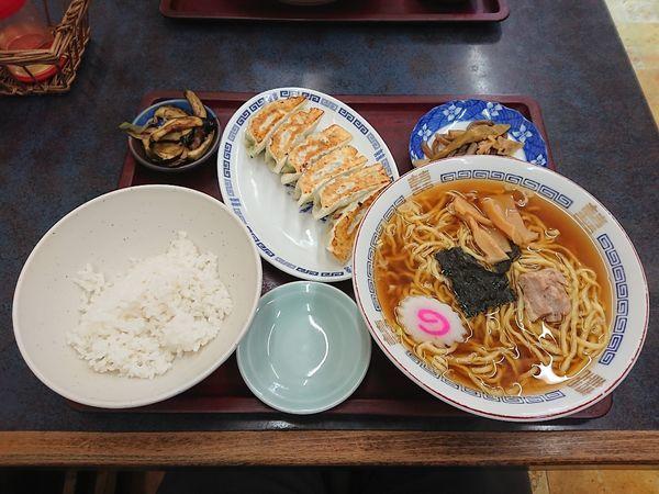「サービスランチ 600円」@中華料理 来々軒の写真