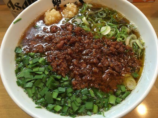 「台湾ラーメン」@麺屋こころ 溝の口店の写真