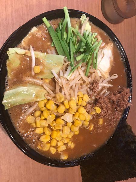 「味噌ラーメン?」@横濱家系ラーメン 町田商店 仲町台店の写真