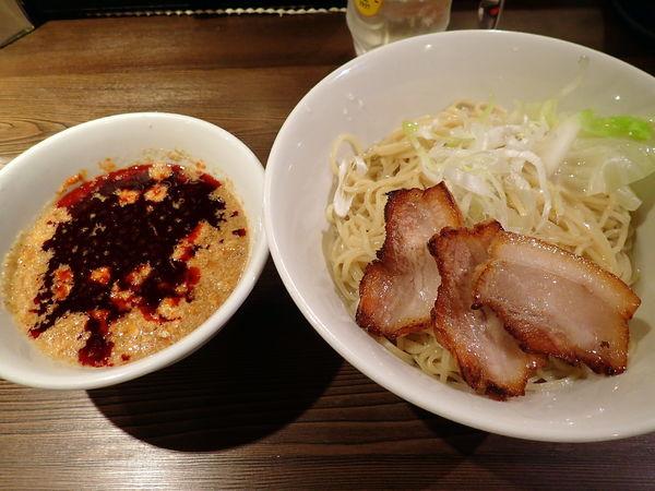 「広島つけ麺・大辛・中盛り」@らあめん 広の写真