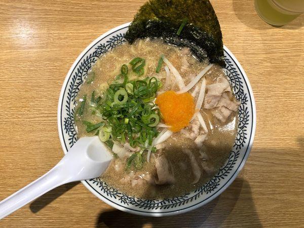 「肉そば肉ダブル」@丸源ラーメン 甲府平和通り店の写真