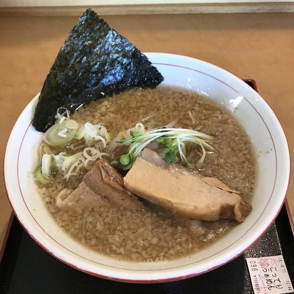 「こってりらぁめん(¥700)」@麺屋いばらきの写真