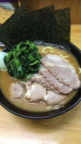 「味噌チャーシュー麺」@らーめん家 せんだい 曙町店の写真