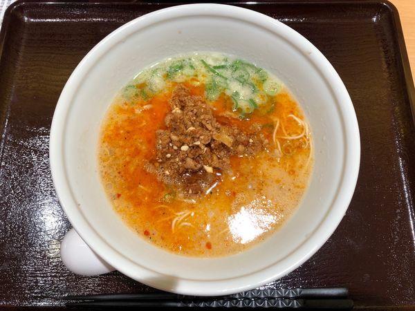 「復刻  一風堂  からか麺」@IPPUDO NOODLE EXPRESS 東京ソラマチ店の写真