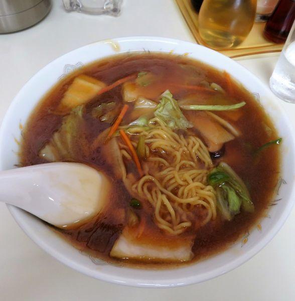 「広東麺(750円)」@復興軒の写真