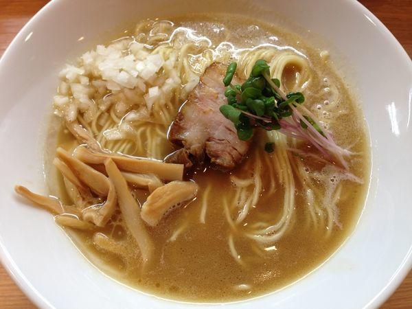 「鶏白湯」@角煮酢豚麺 ゆきふじの写真