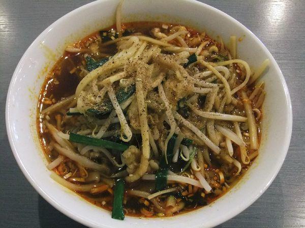 「酸辣湯麺(865円)」@中国料理 鴛鴦の写真