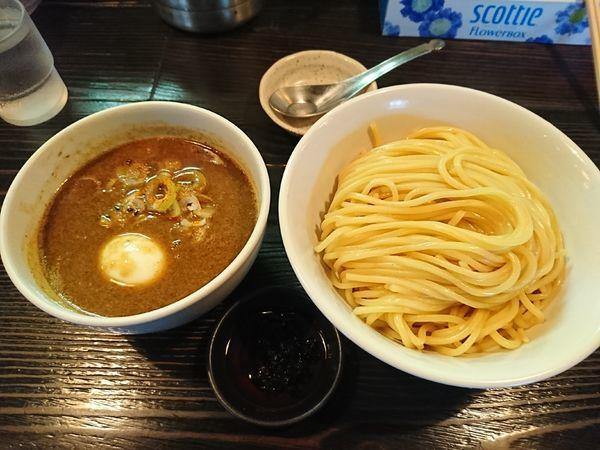 「味玉つけ麺(鶏ベース)」@麺屋 和利道 waritoの写真