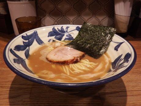 「らーめん」@麺屋ぬかじの写真