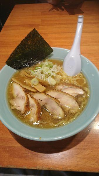 「鶏白湯チャーシュー麺 1030円」@古寿茂 海老名店の写真