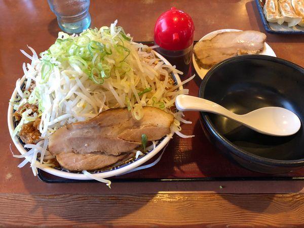 「富士ラーメン 辛味噌 野菜増し」@優勝軒 熊谷総本店の写真