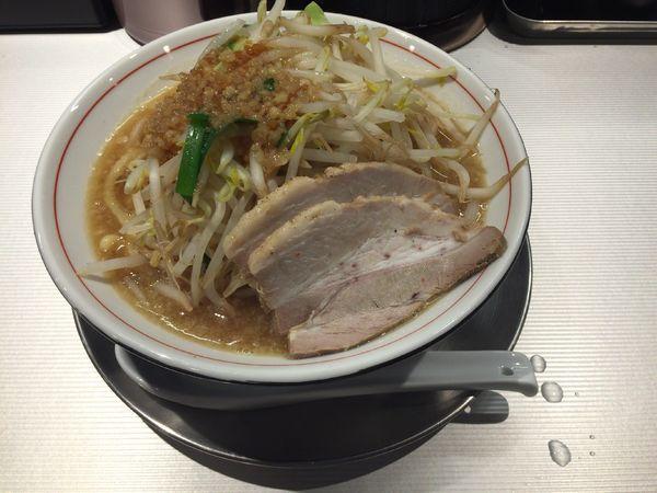 「ジャイアンラーメン」@麺屋じゃいあん 花小金井店の写真