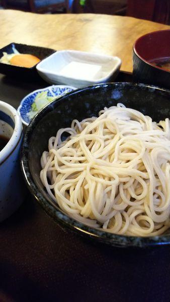 「もり蕎麦(かつ丼)」@角清の写真