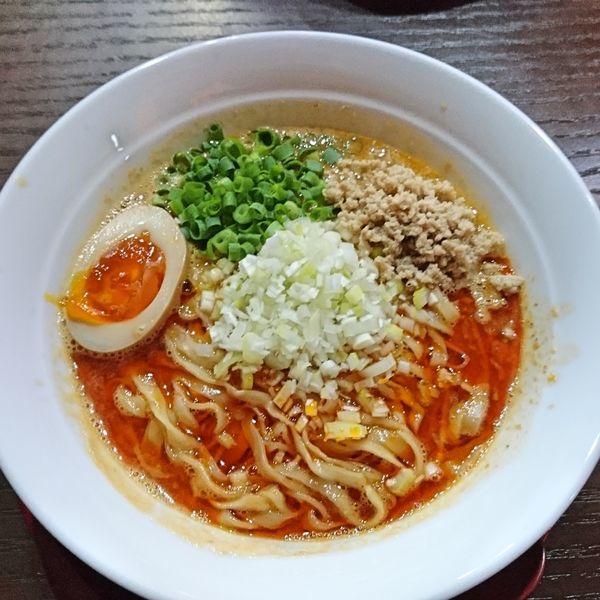 「担々麺750」@アワトロ龍宮の写真
