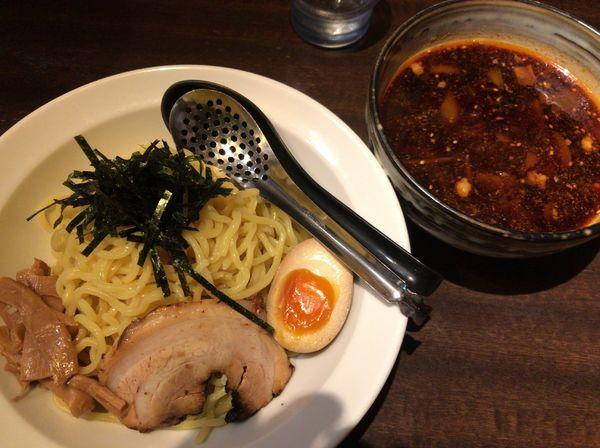 「帝王つけ麺950円」@拉麺帝王の写真