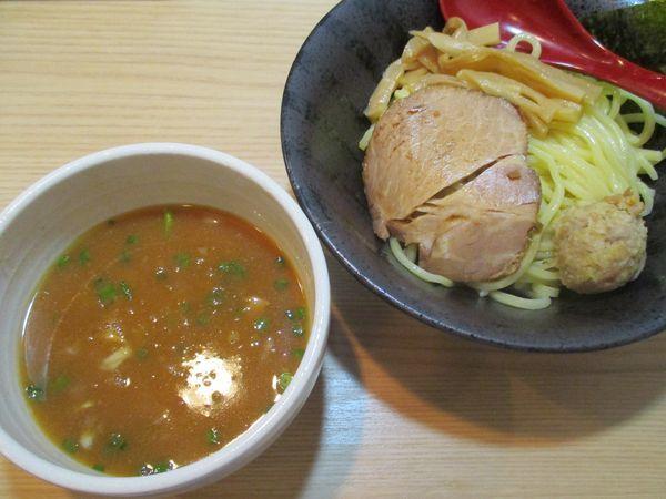 「海老つけ麺 780円」@麺屋 海道の写真
