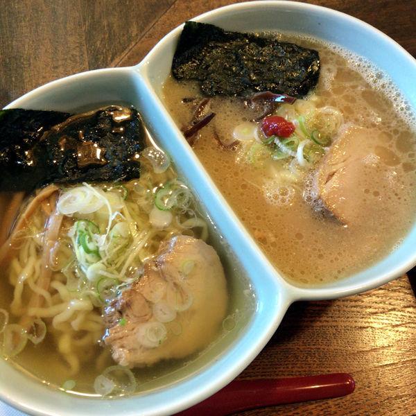 「にこ醤油 920円」@ラーメン厨房 ぽれぽれの写真
