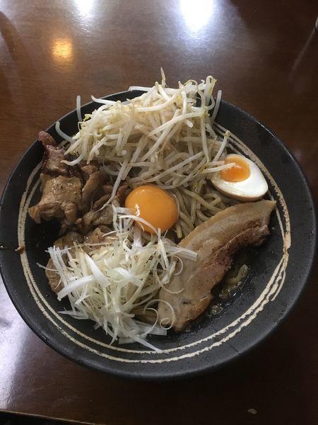 「まぜそばスペシャル」@麺屋 五十六 江戸川一丁目店の写真