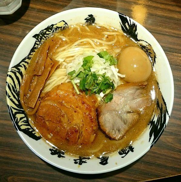 「鷹虎ら~麺」@麺屋武蔵 鷹虎の写真